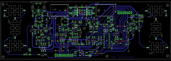 EW Theremin PCB V3