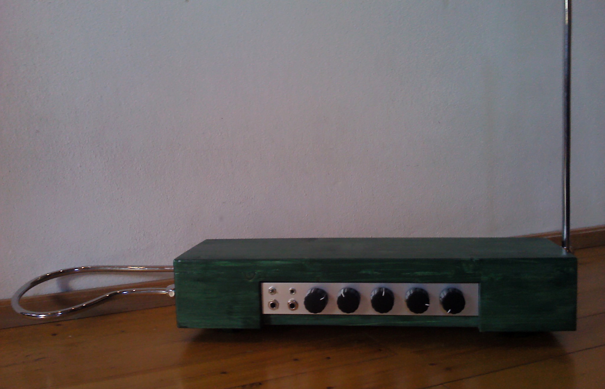 Homemade Theremin 2013